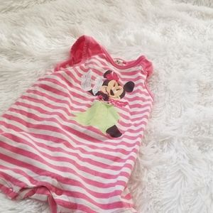 Minnie mouse one pice